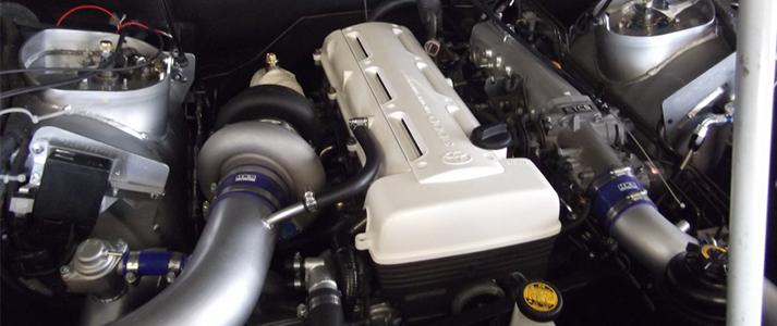 Rolls Royce 2JZ