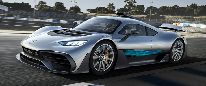 Mercedes Project One 1