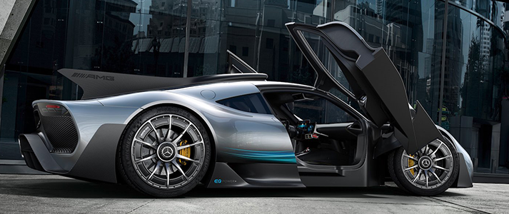 Mercedes Project One 3