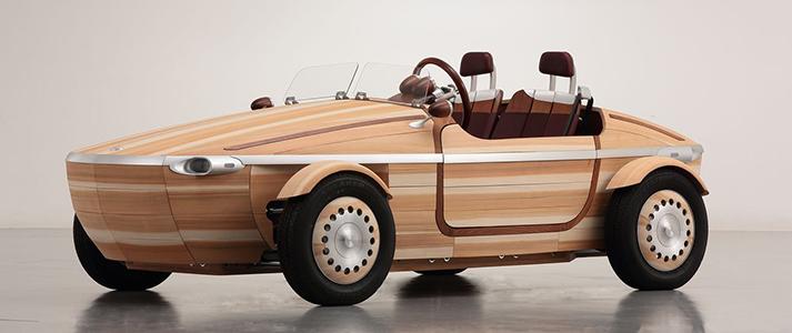 Wood Supercars Cellulose Nanofibre Toyota Setsuna 2