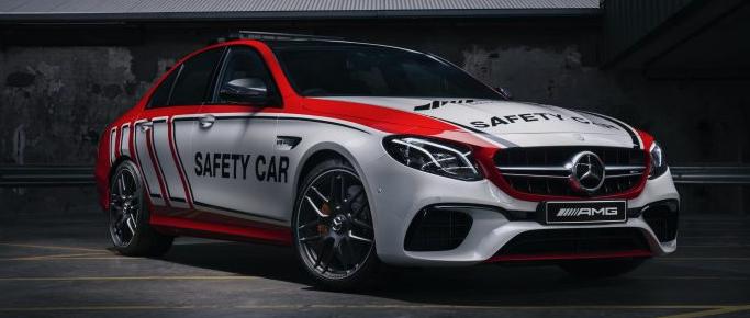 AMG Safety Car Bathurst
