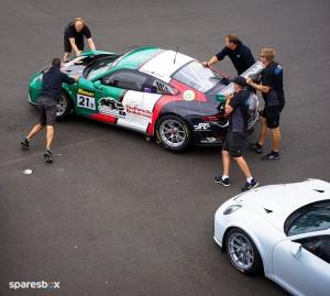 Bathurst Porsche