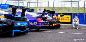 Bathurst rears