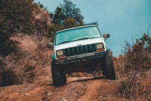 4wd jeep