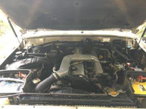 80 series landcruiser engine 1hdt