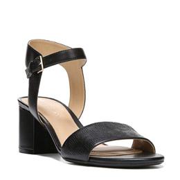Caitlyn Black Sandals