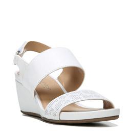 Callas White Wedges