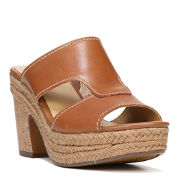 Evette Saddle Tan New Arrivals