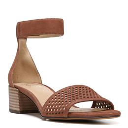 Faith Saddle Tan Sandals
