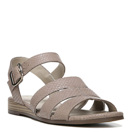Kaye Dover Taupe Sandals