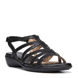 Neelie Black Sandals