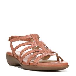 Neelie Sea Coral Sandals