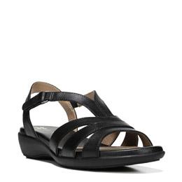 Neina Black Sandals