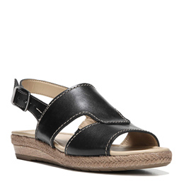 Reese Black Sandals