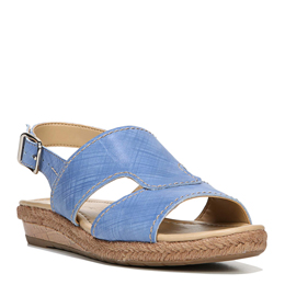 Reese Blue Sandals