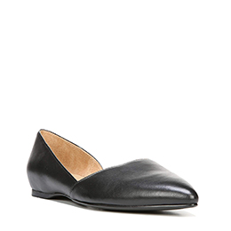 Samantha Black Flats