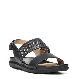 Skyler Black Sandals
