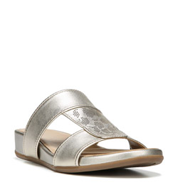 Yelena Platina Sandals