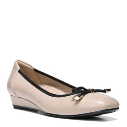 Dove Mocha Taupe Wedges