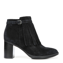 Fortunate Black Suede Boots