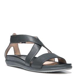 Sashe Black Sandals