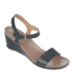 Silva Black Sandals