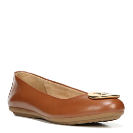 Ulani Saddle Tan Flats