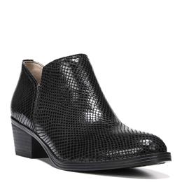 Zarie Black Snake Boots