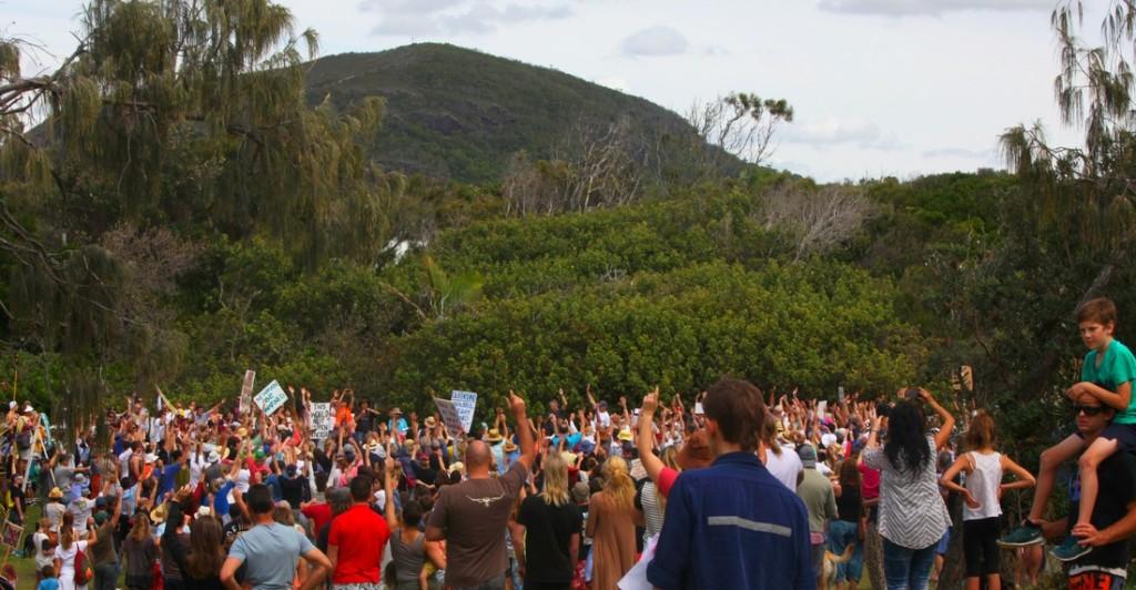 Birrahl park rally