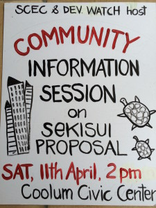 Community Info session 11Apr15-poster