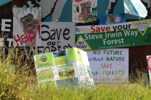 Save Your Steve Irwin Way Forest Rally 05Sept15