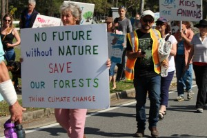 Save the Steve Irwin Way Forest Rally 05Sept15
