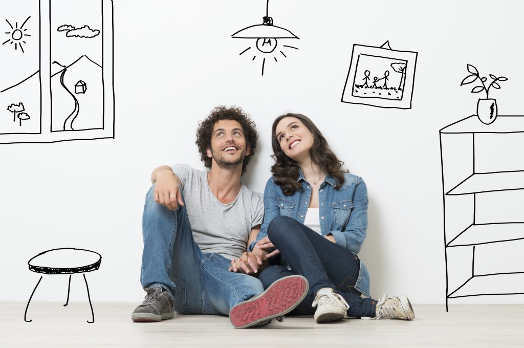 Couple thinking of renting a home, are you ready to rent?