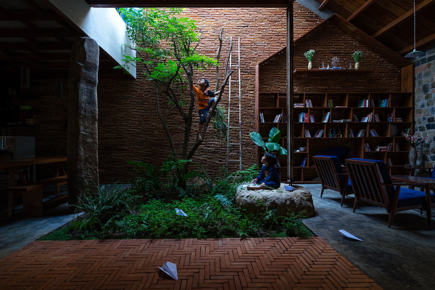 treehouse design interiordesign vietnamese homedesign