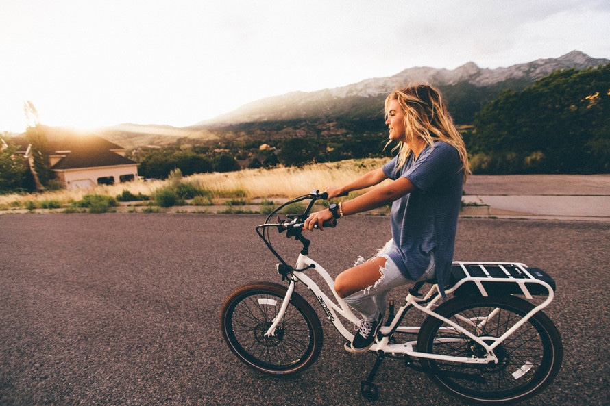 Cutting corners where you can every day can put you in a better financial position. Instead of driving to your local supermarket, why not bike there?