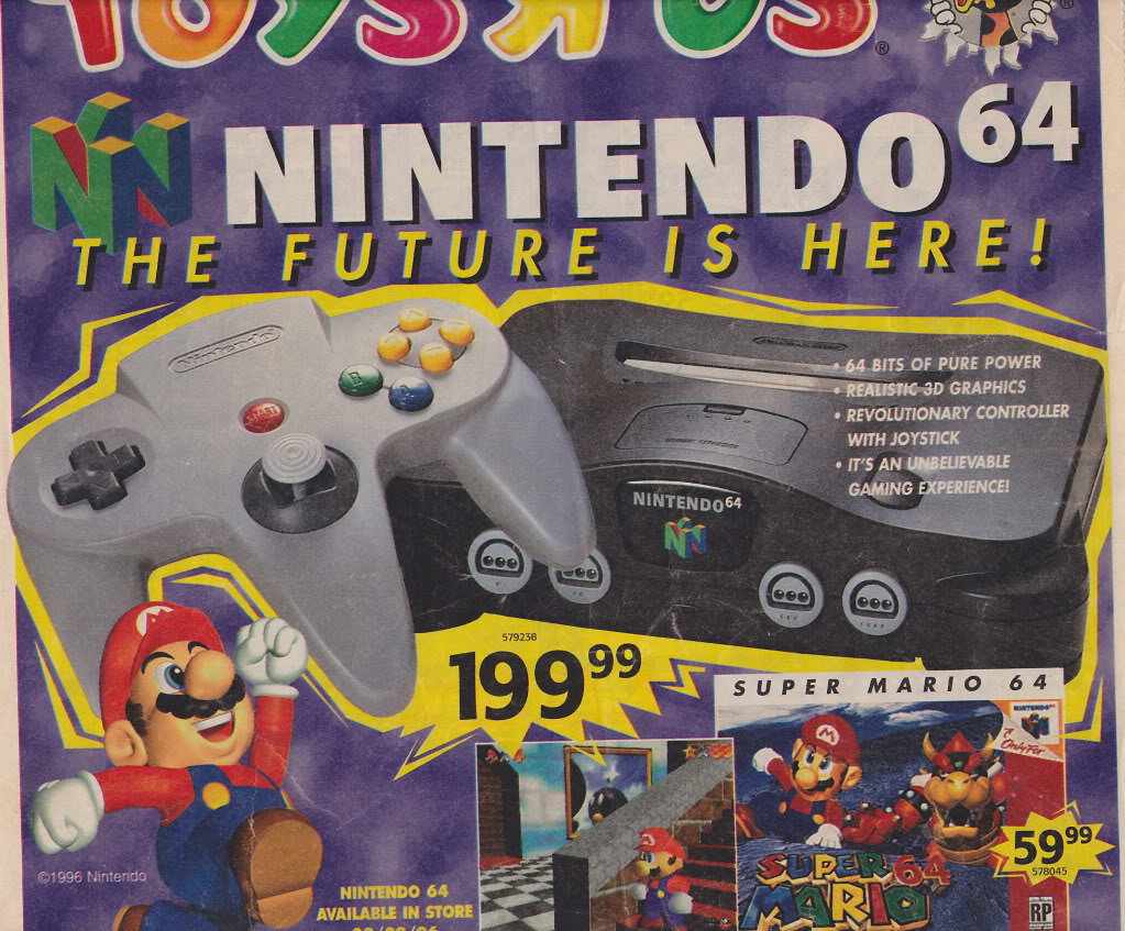 The most memorable Christmas toys in 1996 - Rent Blog