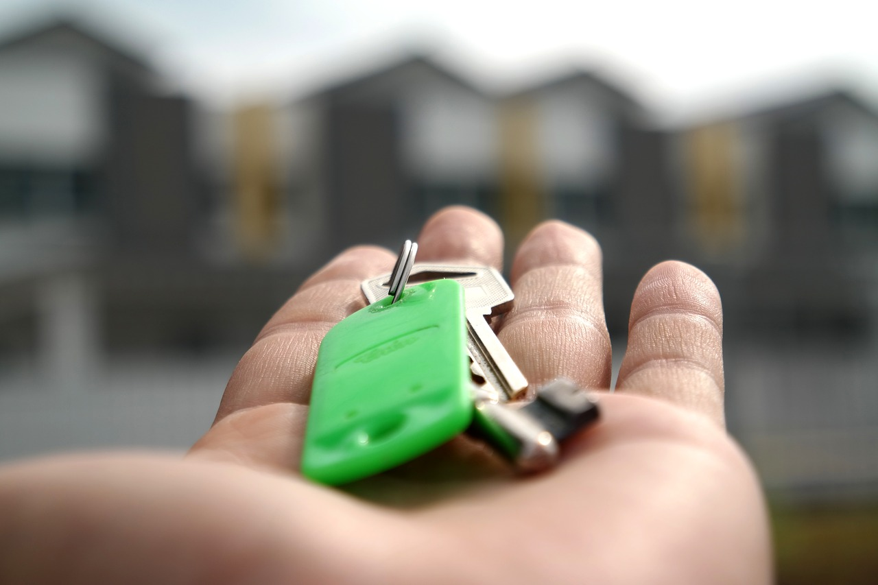 There are two people on my lease  Should we both get keys? - Rent Blog