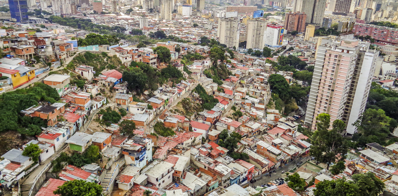 Meeting the challenges of informal settlements, such as this one in Caracas, Venezuela, calls for integrated approaches that cut across urban scales and disciplines. Hesam Kamalipour, Author provided