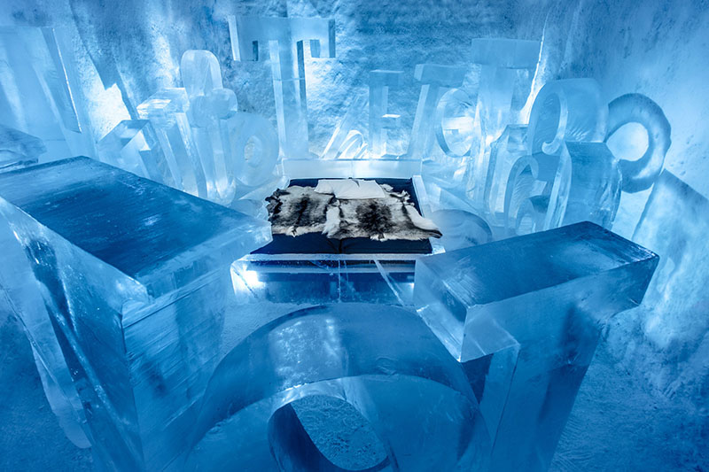the world 39 s coolest ice hotel has opened check it out rent blog. Black Bedroom Furniture Sets. Home Design Ideas