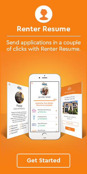 your rental applications made easy with renter resume rent blog