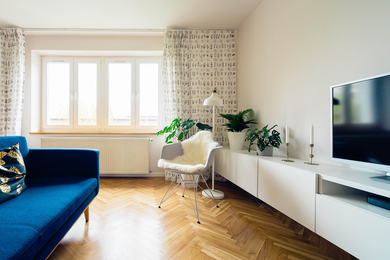 How To Declutter Your Living Room In 20 Minutes Rent Blog