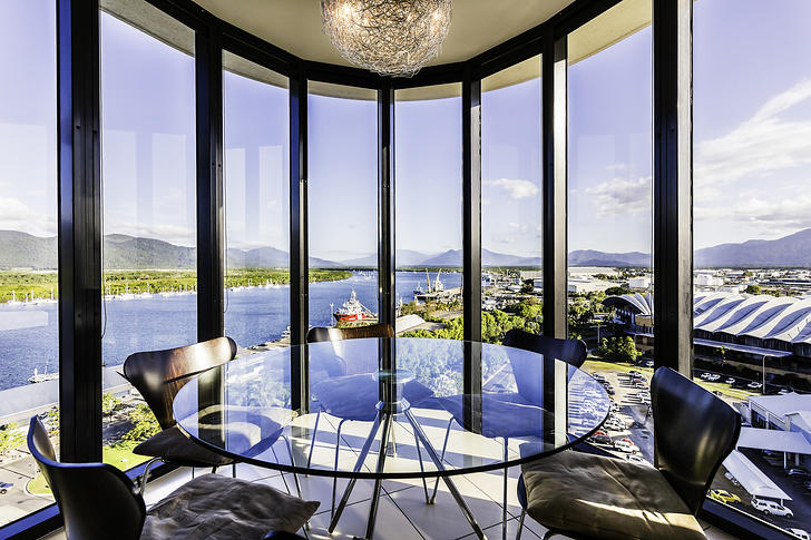 The best 270-degree water views in Cairns