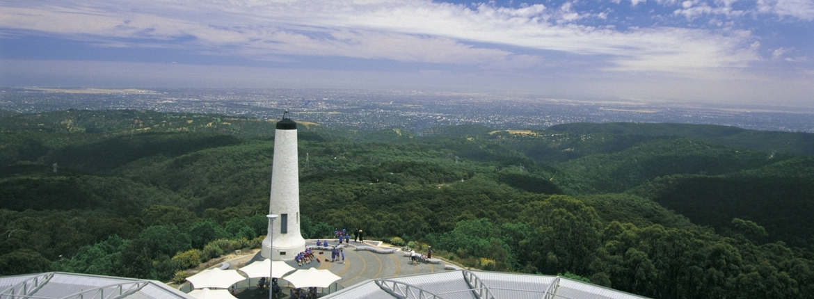 Mt Lofty Adelaide Tour Header
