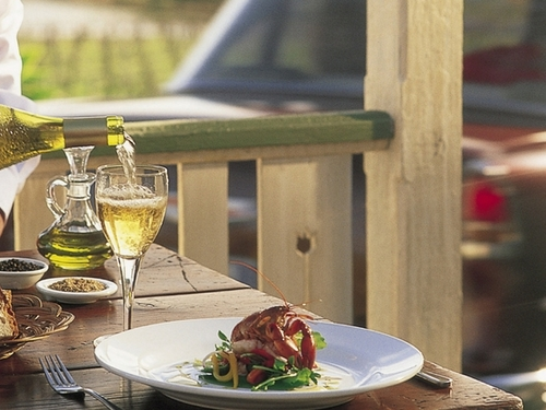Barossa food and wine tour header