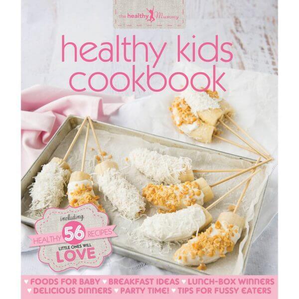 Healthy Kids Cook Book