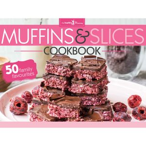 Healthy Muffin and Slices Cookbook