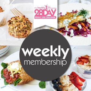 28 Day Challenge Weekly