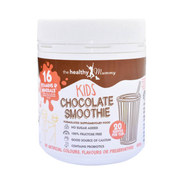 Healthy-Kids-Chocolate-Smoothie