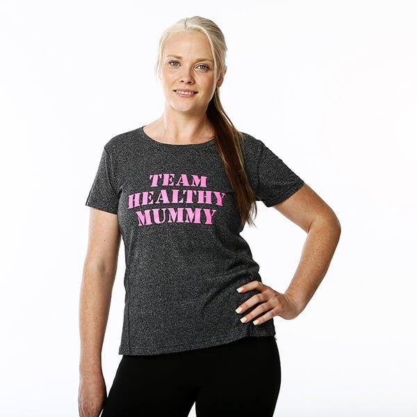 Team Healthy Mummy T-Shirt