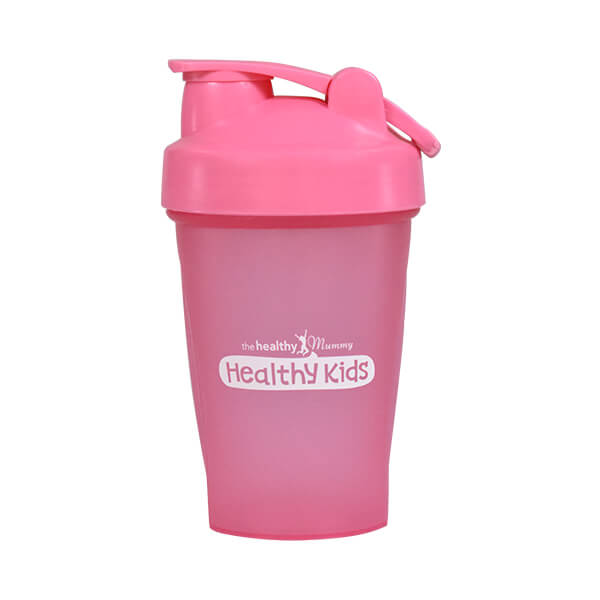 Healthy Kids Smoothie Shaker Pink